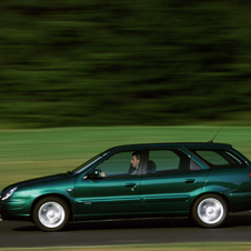 Citroën Xsara Estate 1.6i 16v Automatic
