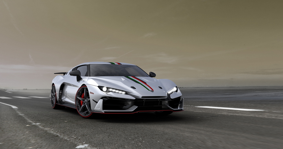 First Italdesign supercar name yet to be revealed