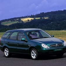 Citroën Xsara Estate 1.6i 16v