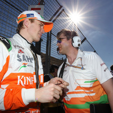 Hülkenberg has been a test driver for both teams that he has driven for until now.