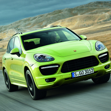 The Cayenne is still the best selling Porsche model on sale