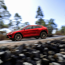 Winkelmann is still developing the Urus