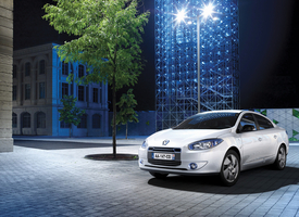 Renault Fluence Z.E Expression