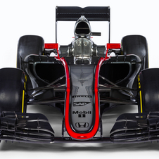 The first official image of the car was revealed on Thursday, before the track debut scheduled for Sunday in Jerez