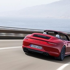 The fastest version is the 911 Carrera GTS Coupe with rear-wheel drive that reaches 306km/h with manual transmission