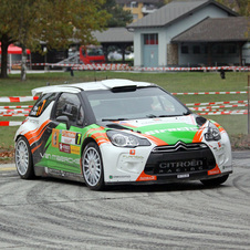 The DS3 RRC is meant to slot between the DS3 R3 rally car and DS3 WRC