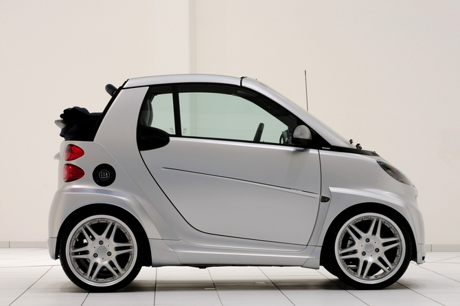 Brabus Smart Fortwo Cabrio Ultimate 112 15 Photos And 18 Specs