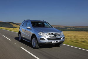 Mercedes-Benz ML350 CDI BlueEFF. Sport
