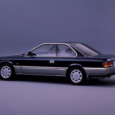 Nissan Leopard Ultima Grand Selection