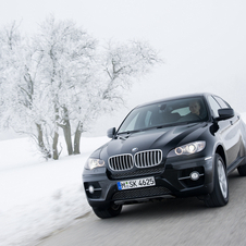 BMW X6 xDrive35i Sport-Automatic