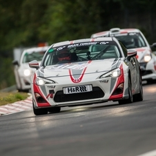 The GT86 R3 will be based on the GT86 CS-V3 racecar