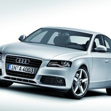 Audi A4 2.0 TFSI Ambiente