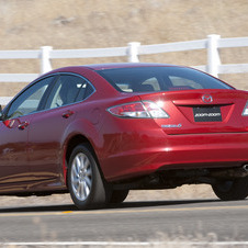 Mazda 6 s Touring Plus (USA)