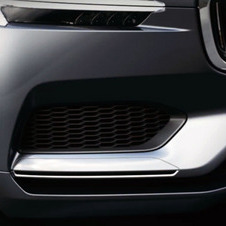 The front has a convex Volvo grill