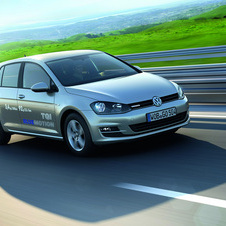 The Golf BlueMotion actually meets the goals Greenpeace wanted prior to launch