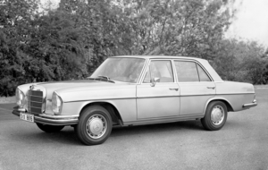 Mercedes-Benz 280 SEL 4.5 Automatic 5-Speed
