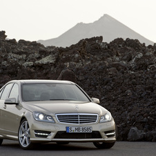 Mercedes-Benz C 180 CDI BlueEFFICIENCY Saloon AT