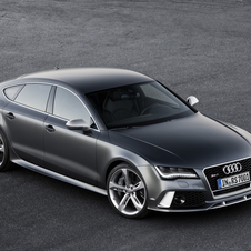 The RS7 goes on sale in the US in November