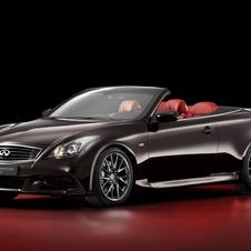 Infiniti G-series Convertible Gets IPL Version at Frankfurt