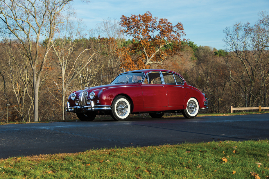 Jaguar 3.8S Automatic