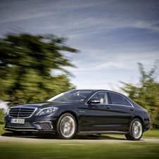 Mercedes-Benz S 65 AMG Automatic Long