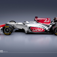 Hispania Racing Team F111