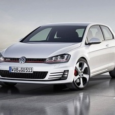 The next GTI has already been revealed and will be available with either 220hp or 230hp