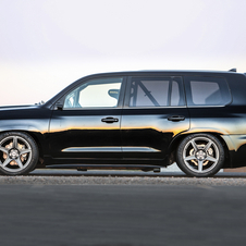 Toyota Land Speed Cruiser