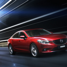 The new Mazda6 is about to go on sale