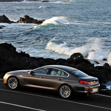BMW 640d xDrive Gran Coupe