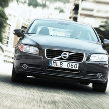 Volvo S80 T5 Summum Powershifht