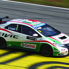 The road car will use a larger turbocharged engine than can be used in the WTCC