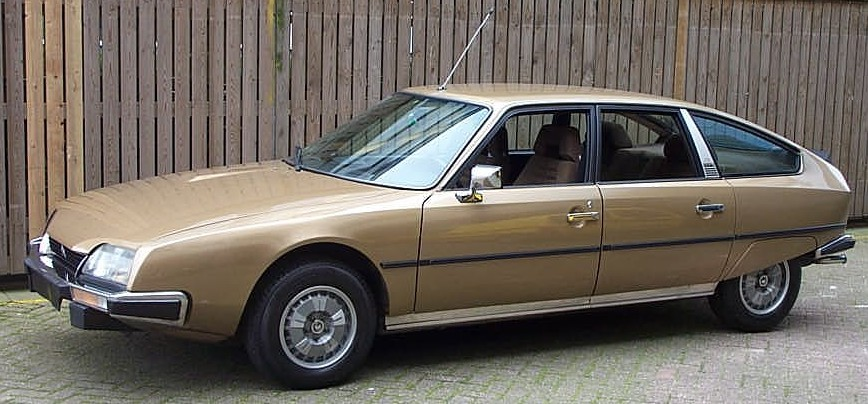 Citroën CX 2400 Super Safari