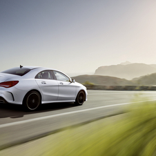Mercedes launches CLA to reach out to young drivers