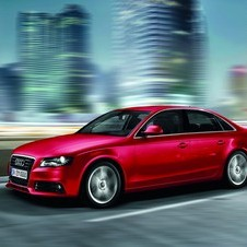 Audi A4 2.0 TFSI Attraction quattro S tronic