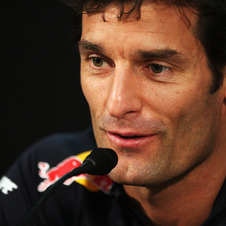 Webber has raced for Red Bull since 2007