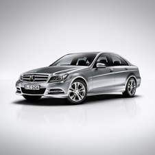 Mercedes-Benz C 250 CDI BlueEFFICIENCY Saloon AT
