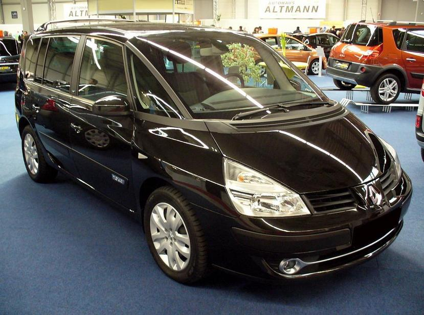 Renault Espace IV 2.2 dCI Automatic
