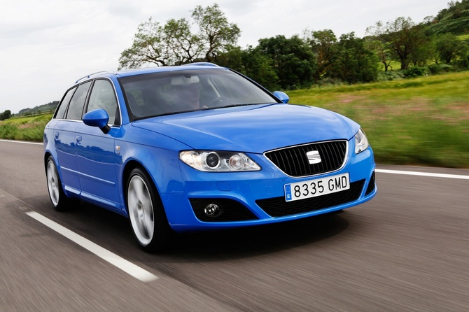 Seat Exeo ST 2.0 TDI Reference