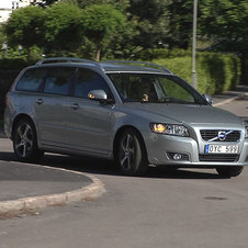Volvo V50 1.6D DRIVe Start/Stop Business Ed. Pro