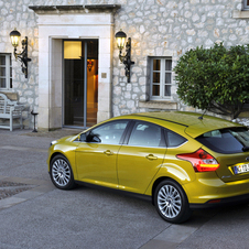 Ford Focus 1.0i EcoBoost Edition
