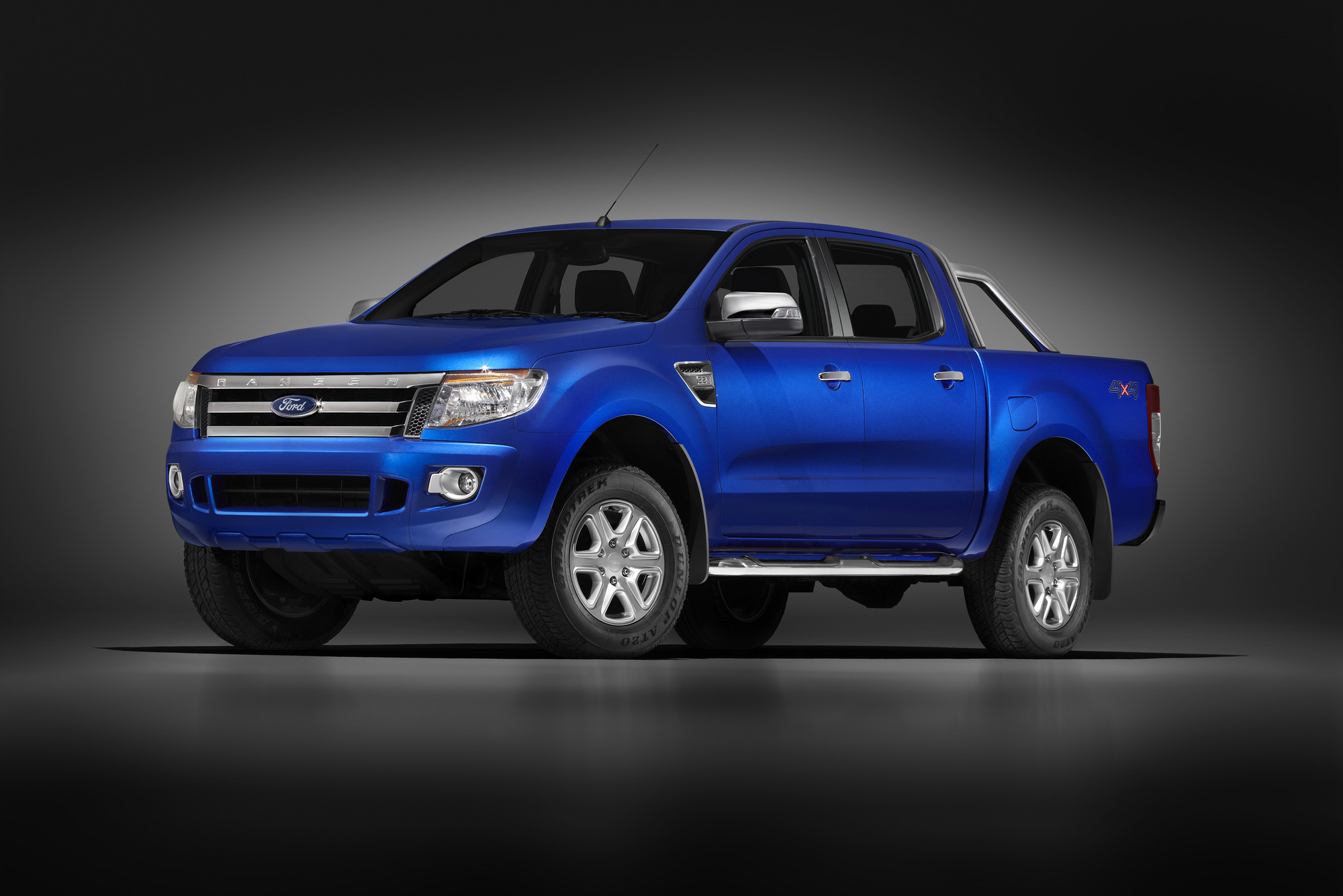 Ford unveils the all new ford ranger in sidney