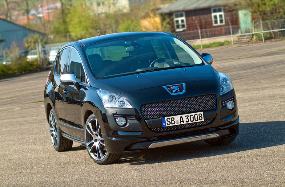 peugeot 3008 sport 1 6 thp 1 photo and 49 specs. Black Bedroom Furniture Sets. Home Design Ideas