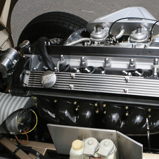 Jaguar E-Type Series 1½ 4.2-Litre Roadster