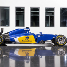 Marcus Ericsson and Felipe Nasr will be behind the wheel of the Sauber C34