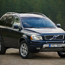 Volvo introduced the XC90 in 2002