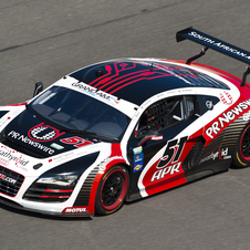 Audi wants to compete in the top ranks of the new United SportsCar Series