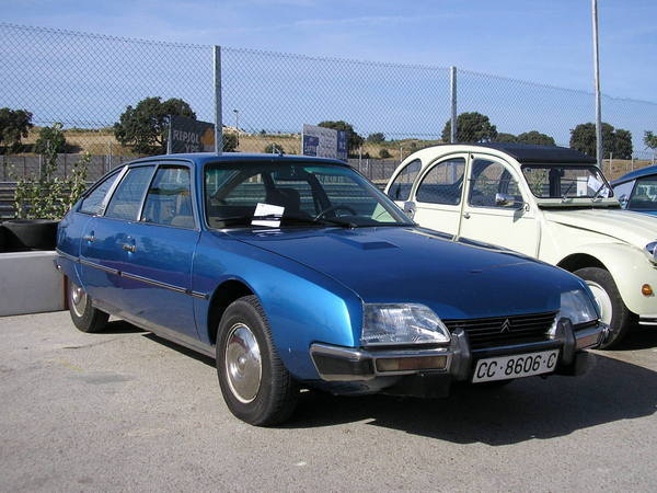 Citroën CX 22 Safari