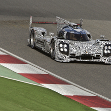 The 919 Hybrid will race in the world's top level of prototype racing