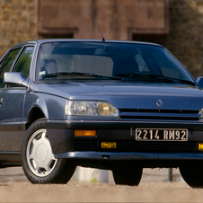 Renault 25 V6 Injection